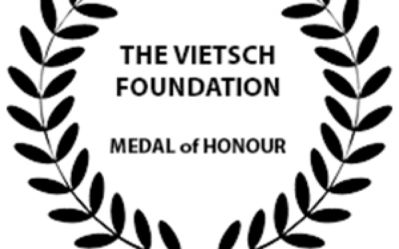 The Vietsch Foundation Medal